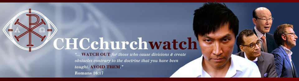 CHC Church Watch