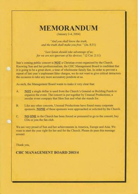 CHC Document