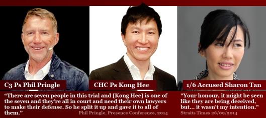 Kong Hee Phil Pringle Sharon Tan